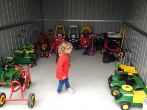 Concord Playgroup Toy Shed