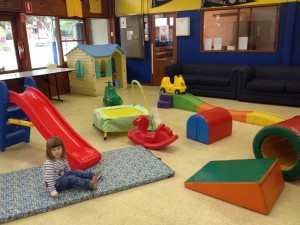 Concord Playgroup - Indoor Activities & Equipment